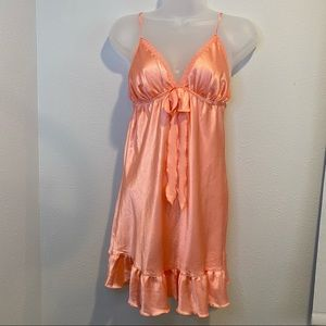 Victoria's Secret Angels Silky Babydoll Slip Dress
